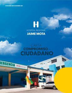 Carta Compromiso del Hospital Jaime Mota